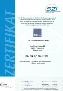SZI-Q-1495-A-Zertifikat-TS-Systemtechnik
